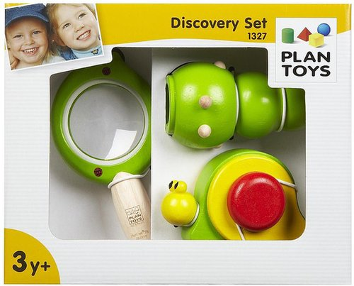PlanToys Discovery Set