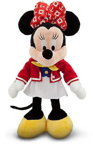 Disney Cruise Line Minnie Mouse Plush
