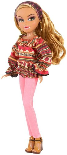 Bratz Totally Polished Doll- Fianna