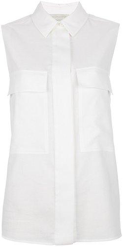 Stella Mccartney 'Gia' sleeveless shirt