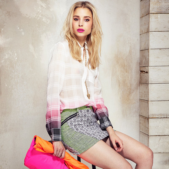 Rebecca Minkoff Resort 2014: The Softer Side of Grunge