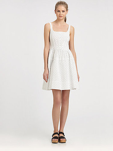 Marc by Marc Jacobs Dotty Fit-&-Flare Dress