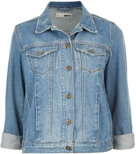 MOTO Vintage Denim Jacket