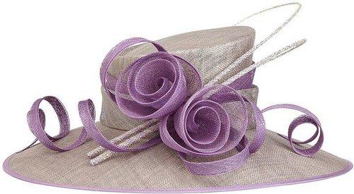 Jacques Vert Lavender occasion hat