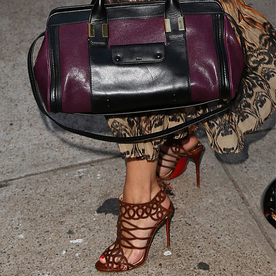 Can You Guess the Style Star from her Designer Accessories?