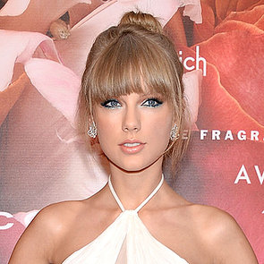 Taylor Swift at Fragrance Foundation Awards & Her New Scent