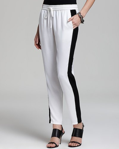 DKNYC Straight Ankle Pants