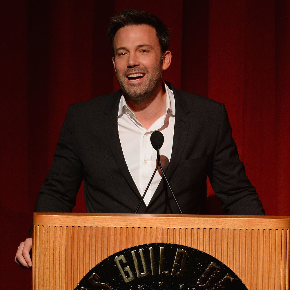 Celeb Pics: Ben Affleck In Black Suit; Filmmaker Of The ...
