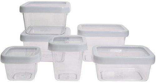 OXO - Good Grips 12-Piece LockTop Container Set (White) - Home