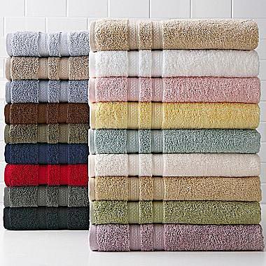 Royal Velvet® Pure PerfectionTM Bath Towel Collection