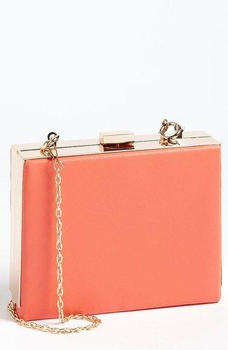 Natasha Couture Box Clutch