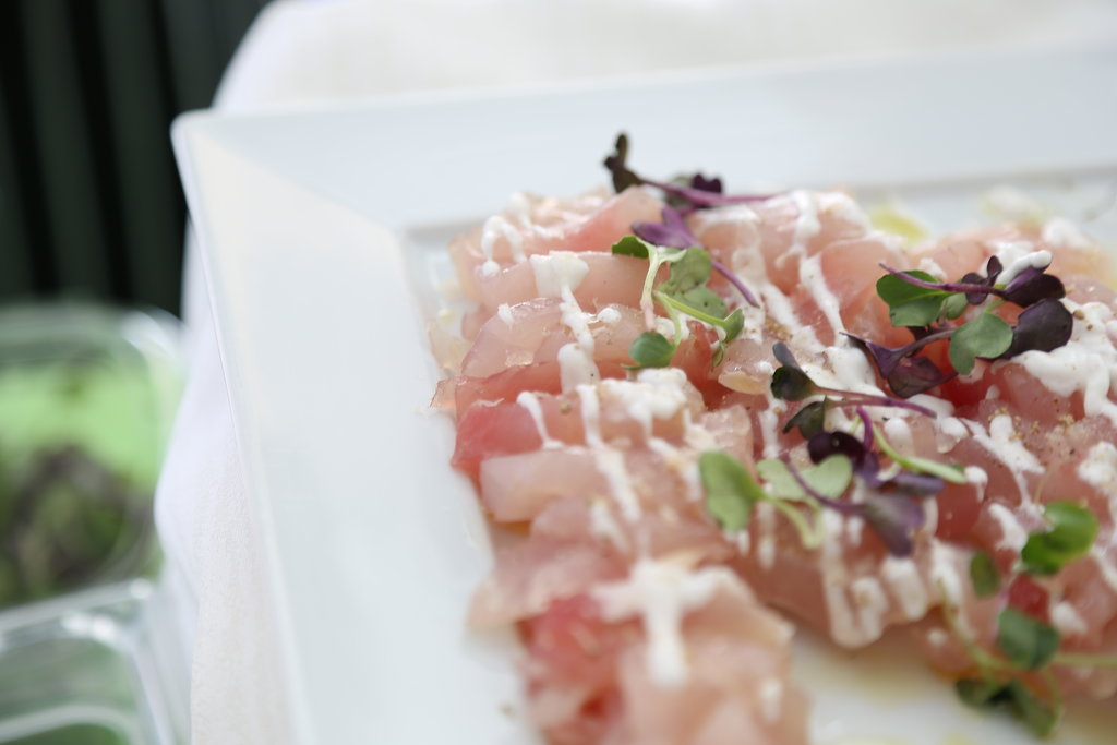 Hawaiian Striped Marlin Crudo