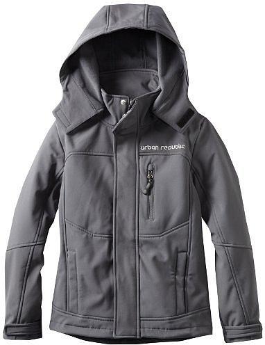 Urban Republic Boys 8-20 Big Boy 2175 Soft Shell Jacket