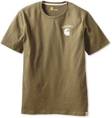Carhartt Boys 8-20 T-shirt