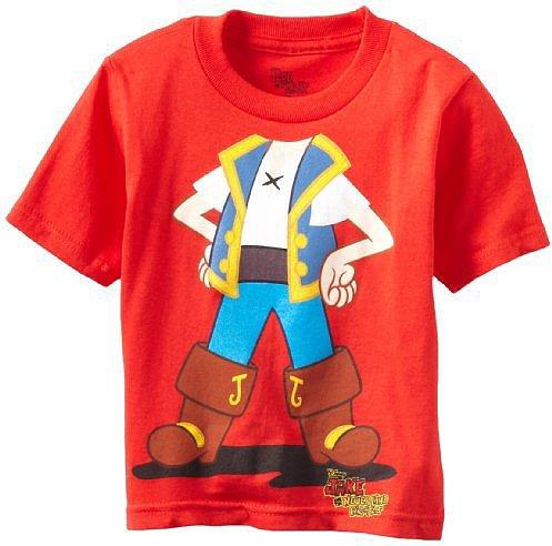 Disney Boys 2-7 Jake Headless Tee Toddler