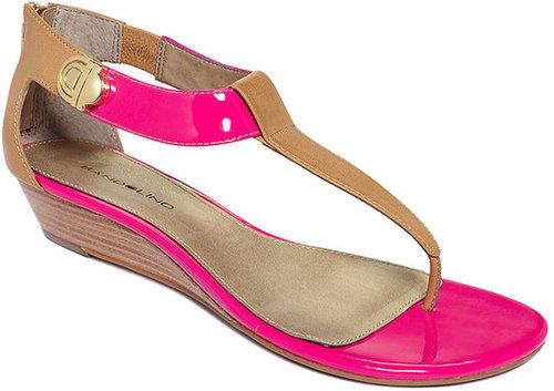 Bandolino Shoes, Polidora Wedge Sandals