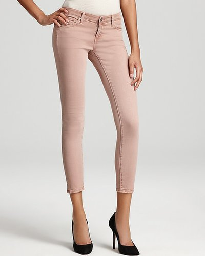AG Adriano Goldschmied Jeans - The Legging Ankle in Sulfur Makeup