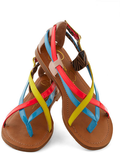 Pleasing to the Island Sandal