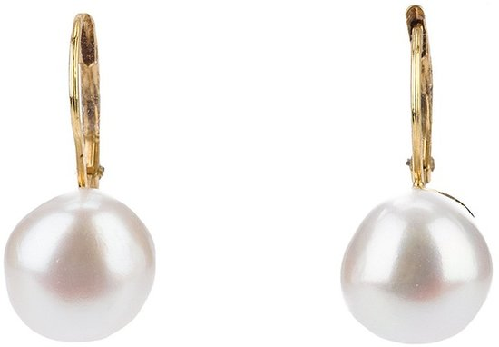 Wouters & Hendrix pearl drop earrings