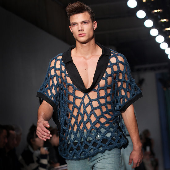 The Most Outrageous Looks From the Spring 2014 Men's Shows in London