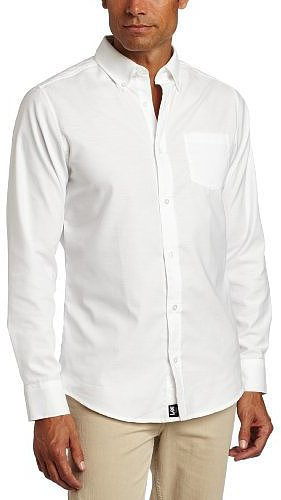 Lee Uniforms Men's Long Sleve Uniforms Shirt