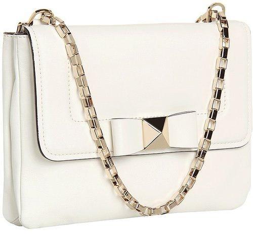 Kate Spade New York - Bow Terrace Justine (Fresh White) - Bags and Luggage
