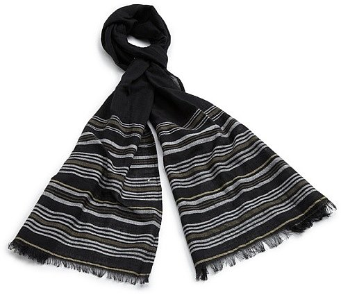 Echo Design Women's Trek Yark Dye Stripe Wrap