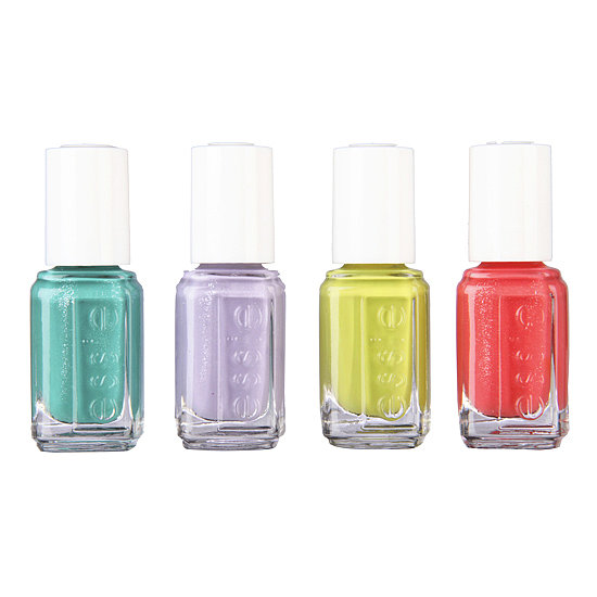 The Essie 4-Piece Summer Collection ($17) comes with four mini bottle