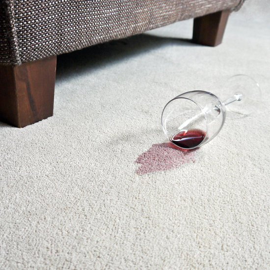 Remove Red-Wine Stains From Carpet