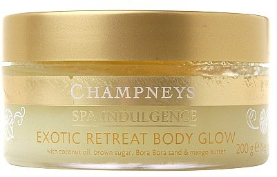 Champneys Exotic Retreat Body Glow Coconut Milk Papaya Ylang Ylang