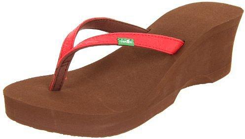 Sanuk Women's Vertigo Thong Sandal