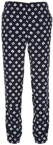 Michael Michael Kors printed trouser