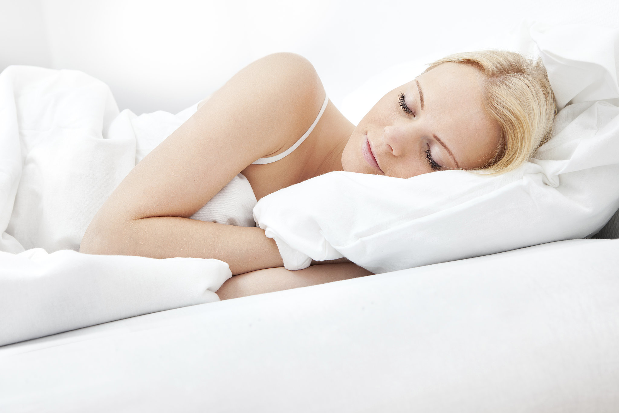 Sleep soundly 27 ways to boost your metabolism and torch The more pillows you sleep with