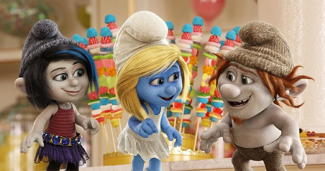 Smurfs 2  Who's starring: Neil Patrick Harris, Katy Perry, and Christina Ricci Why we're interested: Set in Paris, the sequel blends live action with animation, and we're excited for Harris's return along with new voices like Ricci and J.B. Smoove. When it opens: July 31 Watch the trailer for Smurfs 2.