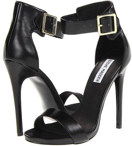 Steve Madden - Marlenee (Black) - Footwear