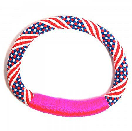 The Ropes Scarborough bracelet - Pink And Other