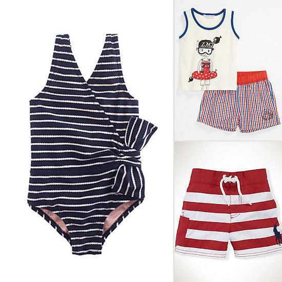 Stars and Stripes Forever: 20 Fourth of July Swimsuits For Kids