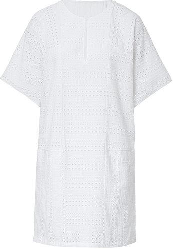 A.L.C. Cotton Agoston Dress in White