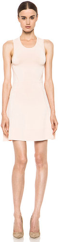 A.L.C. Kerry Dress in Peach