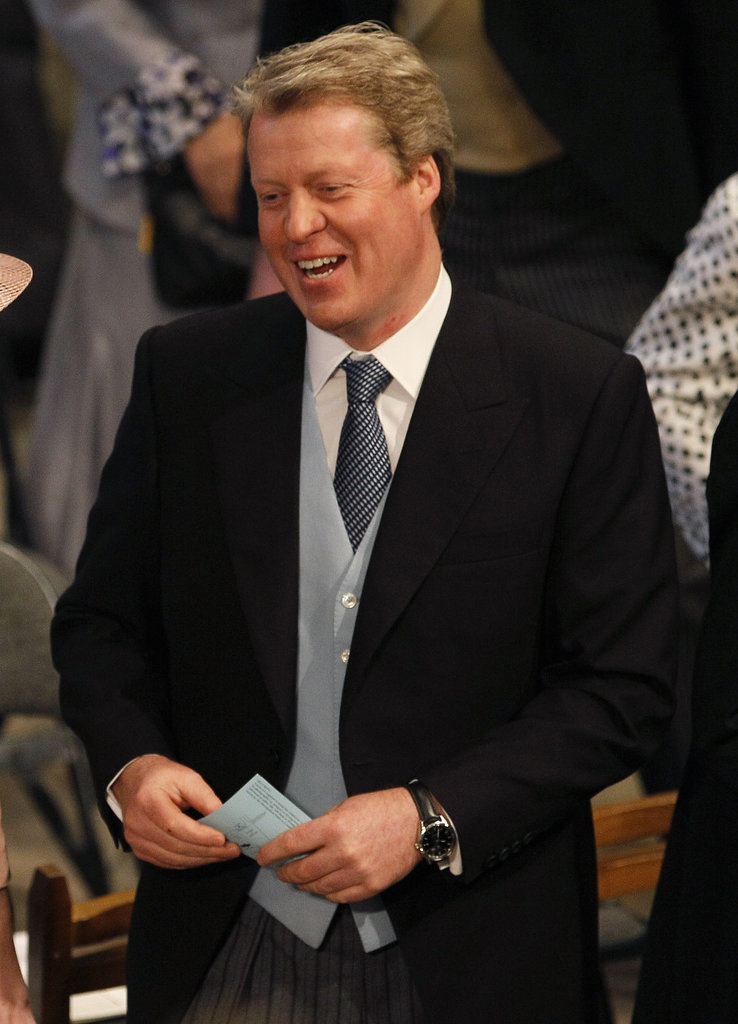 Great-Uncle: Charles Spencer, 9th Earl Spencer