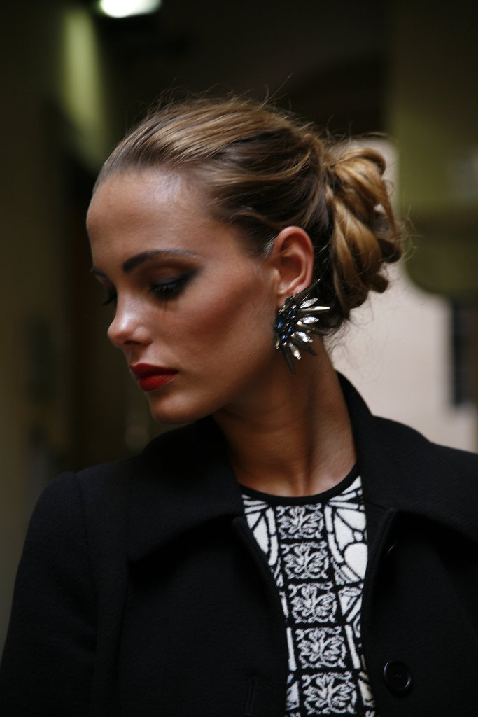 A better look at the Anton Heunis earrings ($299).