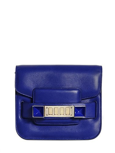 Ps11 Tiny Smooth Leather Shoulder Bag