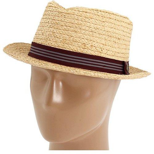 Brixton - Delta (Tan Straw) - Hats