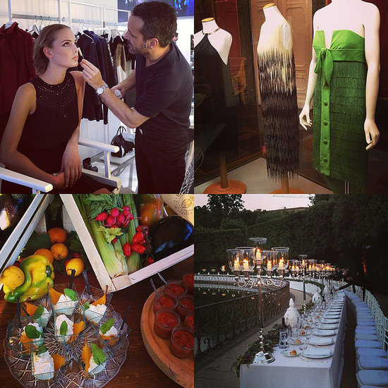 Fashion, Food, and Grunge: See Our Instagram Diary From Firenze4Ever