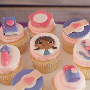 Doc McStuffins-Themed Birthday Party For the Guncles