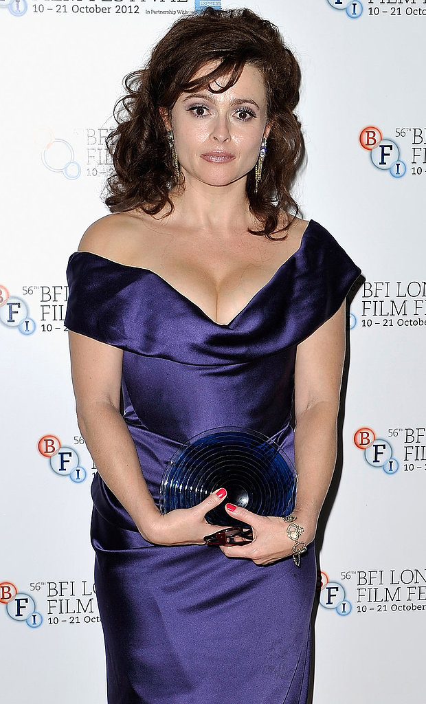 In Disney's Cinderella, Helena Bonham Carter will play the fairy godmother.