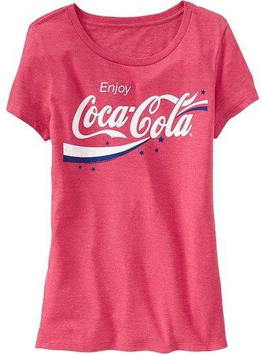 Women's Coca-Cola® Tees