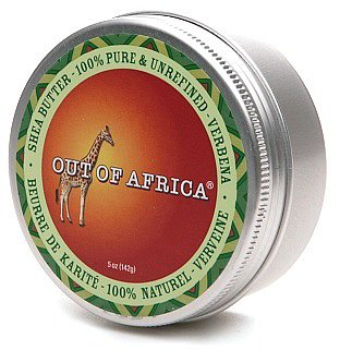 Out Of Africa Verbena Shea Butter TinVerbena