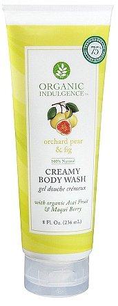 Organic Indulgence Creamy Body WashOrchard Pear & Fig