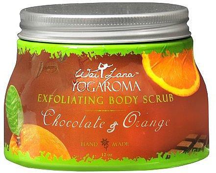 Wai Lana Yogaroma Exfoliating Body Scrub Chocolate & Orange
